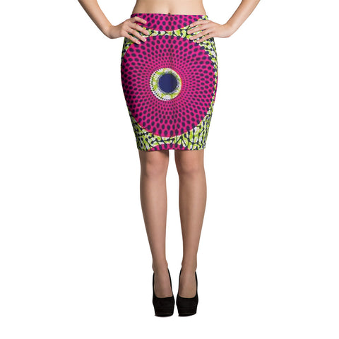 AFRI ENTOMA - PENCIL SKIRT - beautyshopbygoldenyaa.com