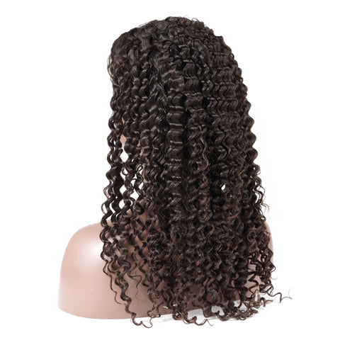 Lace front wigs deep wave (free shipping) - beautyshopbygoldenyaa.com