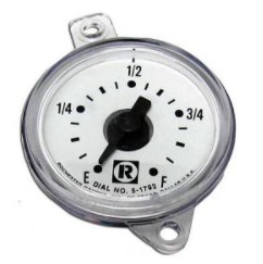 Rochester Gauges Dial Capsule 5323S01792