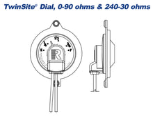 Rochester Gauges 6580-00293 Adjustable Gauge, Direct Read Dial (6580-293, 6580-00293, 6540-293)