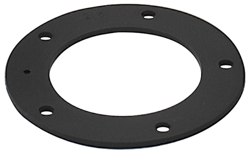 Buna-N Rubber Gasket 5-Hole SAE for Fuel Sender.  Rochester Gauges PN 0015-00423