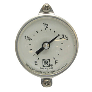 Rochester Gauges Dial Capsule 5-62, 5002s00062