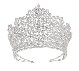 TulleLux Bridal Crowns &  Accessories