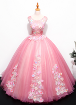 Formal Ball Gown Sweet Quinceañera Dresses Vestidos De 15 Anos