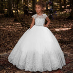 Flower Girl Dress For Weddings Luxury Childs Pageant Ball Gowns First Communion Dress