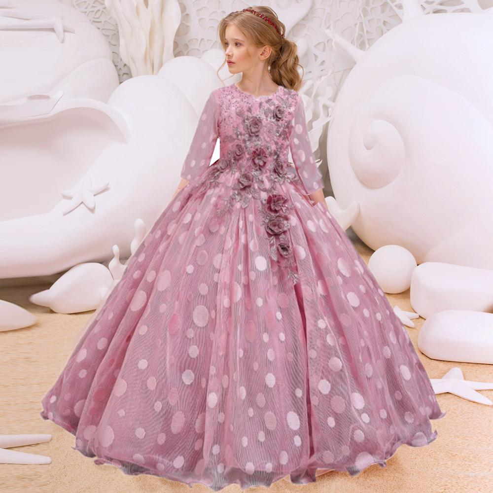 Girls  Princess's Dresses for Party, Pageant and Wedding