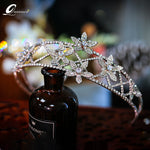 Crystal Bridal Wedding Bridal Crown Headband