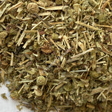Dried Agrimony Aerial Plant Parts, Agrimonia eupatoria, for Sale from Schmerbals Herbals