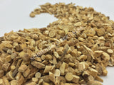 Dried Organic Chopped Astragalus Root, Astragalus membranaceus, For Sale from Schmerbals Herbals