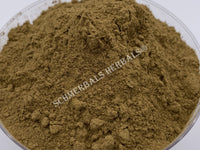 Dried Black Myrobalan Fruit Powder, Terminalia chebula, For Sale from Schmerbals Herbals