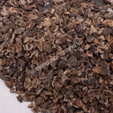 Dried Organic, Roasted, Fair Trade, Cacao Nibs, Theobroma cacao, for Sale from Schmerbals Herbals