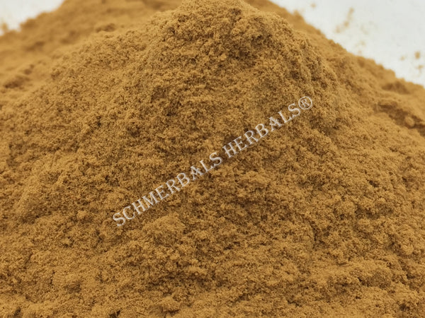 Dried, 20:1 Organic Calamus Root Extract, Acorus calamus, for Sale from Schmerbals Herbals