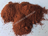 Dried Chipotle Powder, Capsicum annuum, for Sale from Schmerbals Herbals