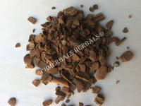 Dried Chipped Cinnamon, Cinnamomum cassia, for Sale from Schmerbals Herbals