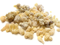Dried Frankincense, Boswellia carteri, #1 Cut Tears, for Sale from Schmerbals Herbals