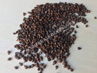 Dried Whole Grape Seed, Vitis vinifera, for Sale from Schmerbals Herbals