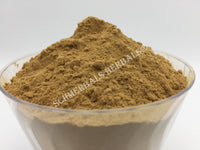 Dried 20:1 Organic Horny Goat Weed Powder Extract, Epimedium grandiflorum, for Sale from Schmerbals Herbals
