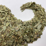 Dried Organic Horny Goat Weed Herb, Epimedium grandiflorum, for Sale from Schmerbals Herbals