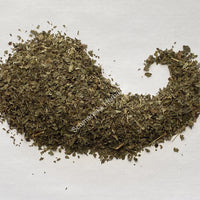 Dried Lemon Balm Leaf, Melissa officinalis, for Sale from Schmerbals Herbal