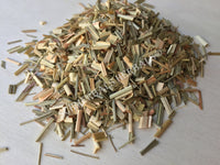 Dried Lemongrass, Cymbopogon citratus, for Sale from Schmerbals Herbals