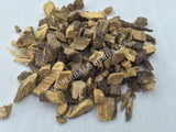 Dried Organic Cut and Sifted Licorice Root, Glycyrrhiza glabra, for Sale from Schmerbals Herbals