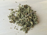 Dried Organic Marshmallow Leaf, Althea officinalis, for Sale from Schmerbals Herbals