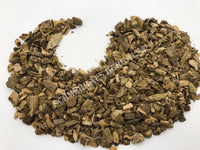 Dried Organic Turkish Rhubarb Root, Rheum palmatum, for Sale from Schmerbals Herbals