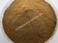 Dried Organic 20:1 St. John's Wort Powdered Extract, Hypericum perforatum, for Sale from Schmerbals Herbals