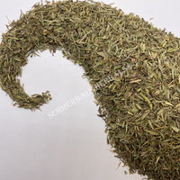 Dried Savory Leaf and Flower Tops, Satureja hortensis, for Sale from Schmerbals Herbals