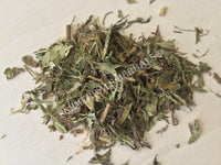 Dried Organic Stevia Leaf, Stevia rebaudiana, for Sale from Schmerbals Herbals