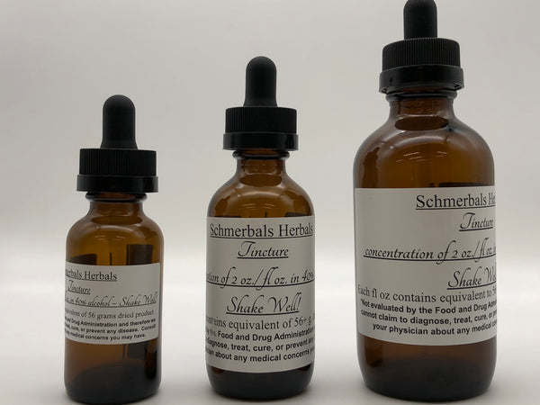 Sacred Lotus, Nelumbo nucifera, 2X Organic Tincture in 40% Grain Neutral Spirits for Sale from Schmerbals Herbals