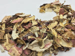 Dried Organic White Lotus Petals, Nymphaea ampla, for Sale from Schmerbals Herbals