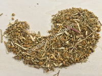 Dried Organic Wormwood Herb, and Wormwood Herb, Artemisia absinthium, for Sale from Schmerbals Herbals