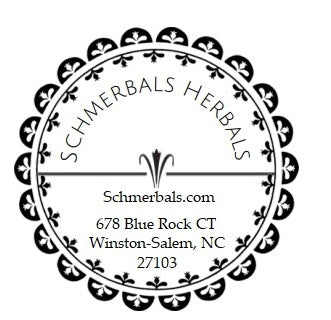 Schmerbals Herbals Gift Card for Sale from Schmerbals Herbals