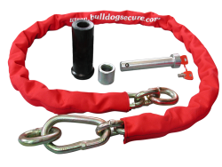 Bulldog MC100S Chain Lock System