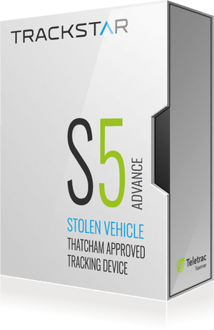 Trackstar S5 Advance Tracker