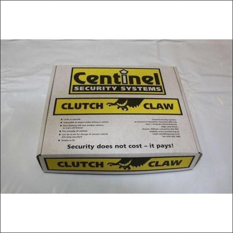 Centinel Clutch Claw - Pedal Locks