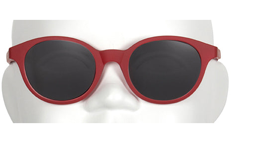 Red children's sunglasses, vans, christmas gifts, Kid's christmas gifts, best girls christmas gift, high quality christmas gift, winter gifts, hanuka gifts, canadian made christmas gift, red vans, baby vans, baby raybans, girls sunglasses. red girls sunglasses, boys sunglasses, polarized sunglasses for kids in Canada, trendy round red kids sunnies, round shaped sunnies for kids, unisex sunglasses, gender neutral children's sunglasses, matte red sunnies