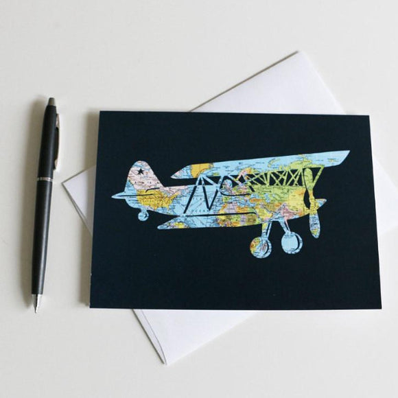 """Fly Away With Me"" Card"