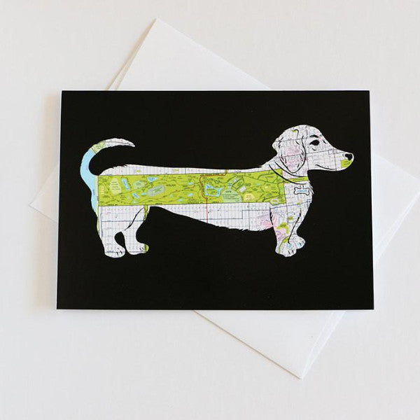 """Golden Gate Bark"" Card"