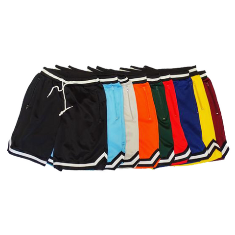 24 Custom Basketball Shorts