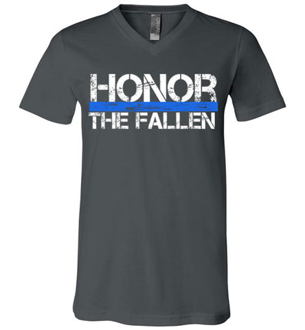 Honor - Thin Blue Line - Unisex