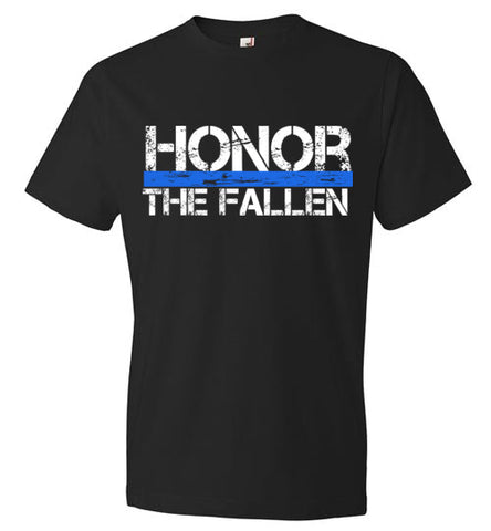 Honor - Thin Blue Line - Fashion