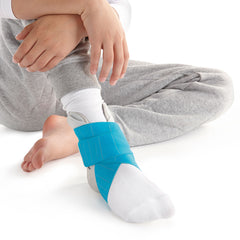 Push Ortho Aequi Junior Acute ankle ligament lesions; both inversion and eversion trauma  Stabilisation of conservatively or operatively treated ankle fractures