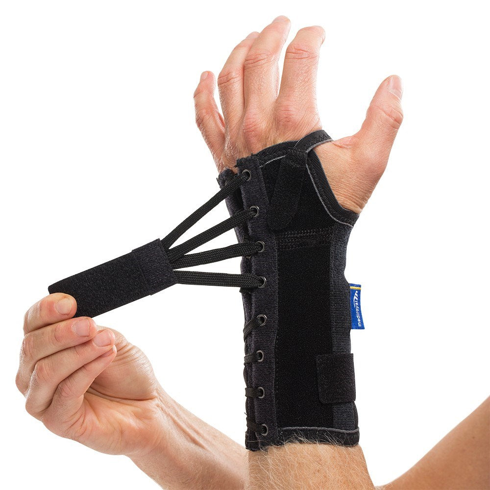 Mediroyal Ventus Short Wrist with Lace EZY