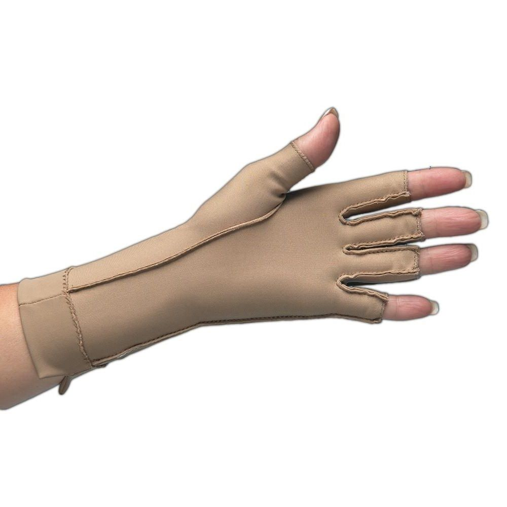Isotoner Glove Open Finger -Single