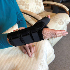 Jura Black Wrist and Thumb Brace