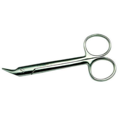 Curved Nibbler Scissors 12cm