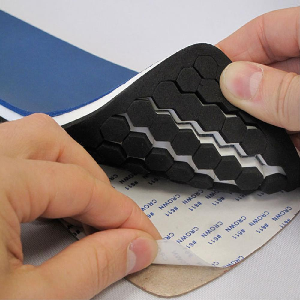 Off-Loading Insole - O/L Heel - Blue