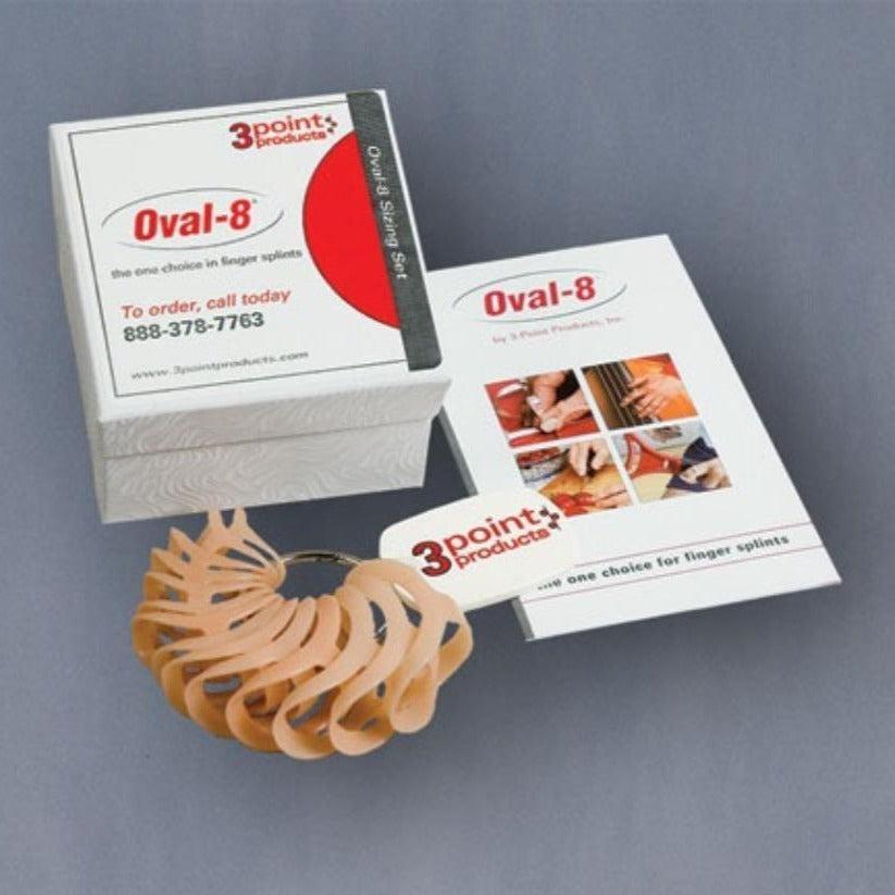 Oval-8 Splint Sizing Kit